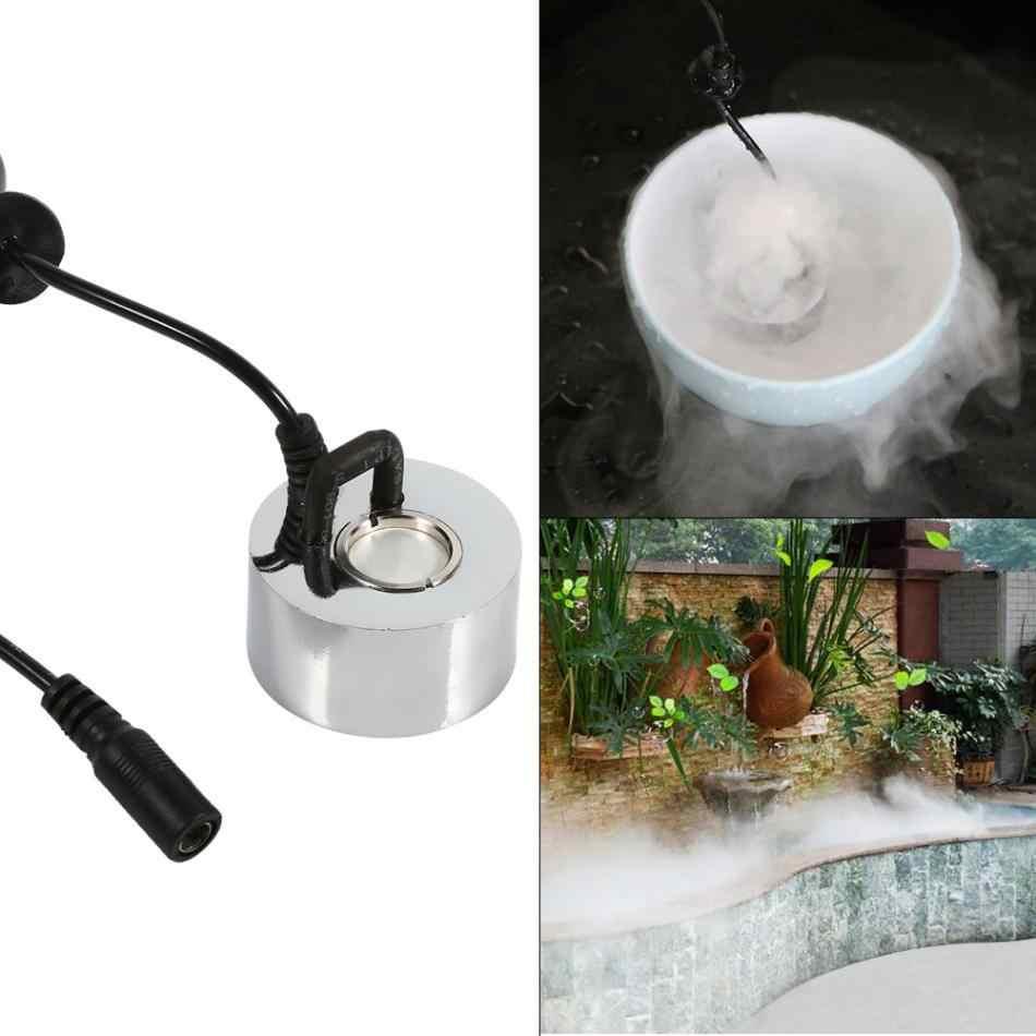 ホット 24V 超音波ミストメーカー噴霧器噴水池アトマイザー空気加湿器とアダプタ