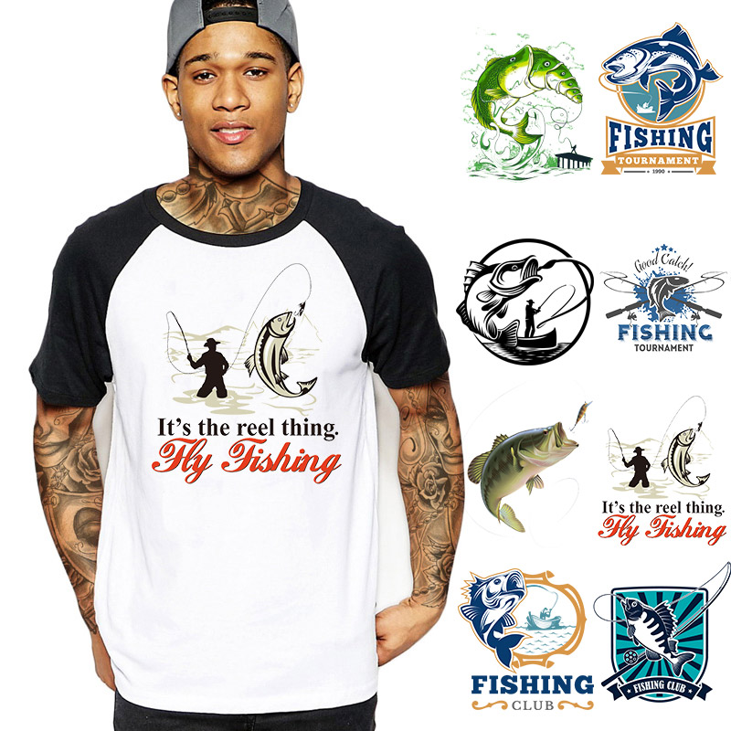 Fish T Shirt Fly Fishing T-shirt Angler Tshirt 2019 Funny Print Top Men/women Tee Fisherman Camiseta Casual O-neck Male Clothes