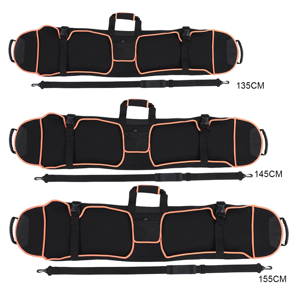 Storage-Bag Snow-Board Protective-Case Skiing-Accessories Outdoor Scratch-Resistant