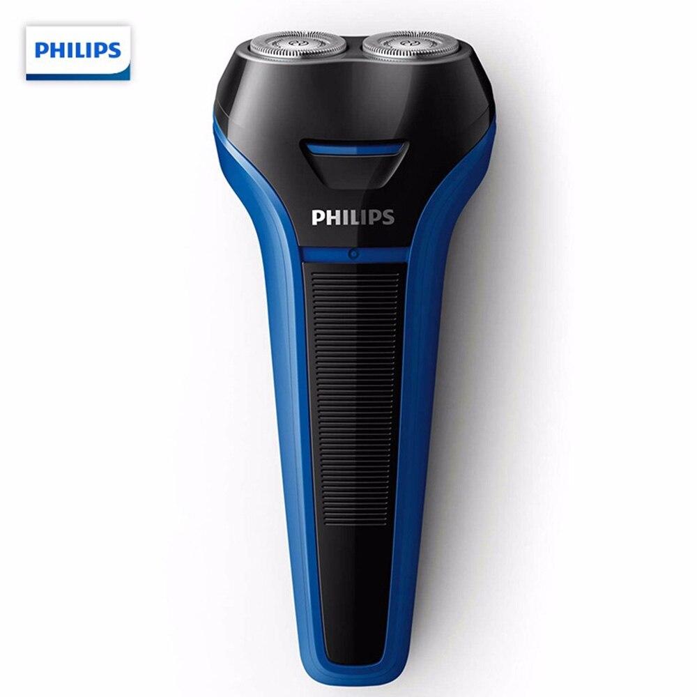 Philips Shaving Machine S101 Electric Shaver Shaving Razor Beard Rechargeable Fully Washable 2 Floating Heads Dry Shaving
