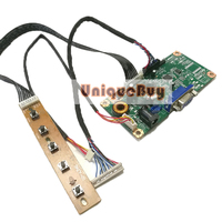 10.4 15 inch self Contained LED Backlight Driver LCD VGA Driver Board Set