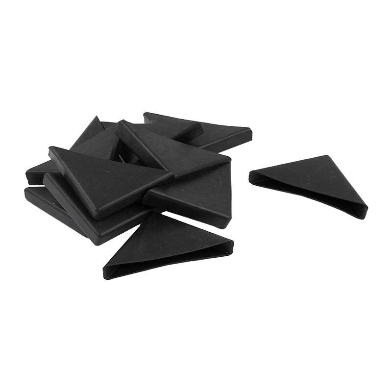 Coussin de protection dangle de Table en verre Triple angle 12 Pc 10mm x 75mmCoussin de protection dangle de Table en verre Triple angle 12 Pc 10mm x 75mm