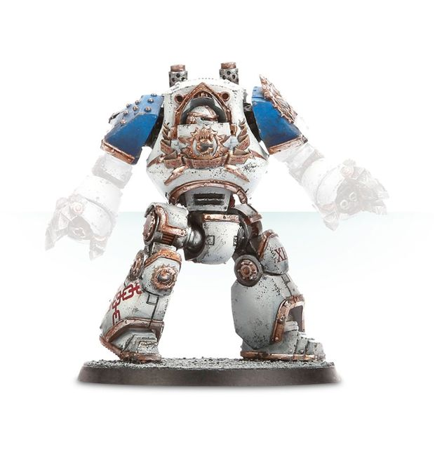 World Eaters Legion Contemptor Dreadnought