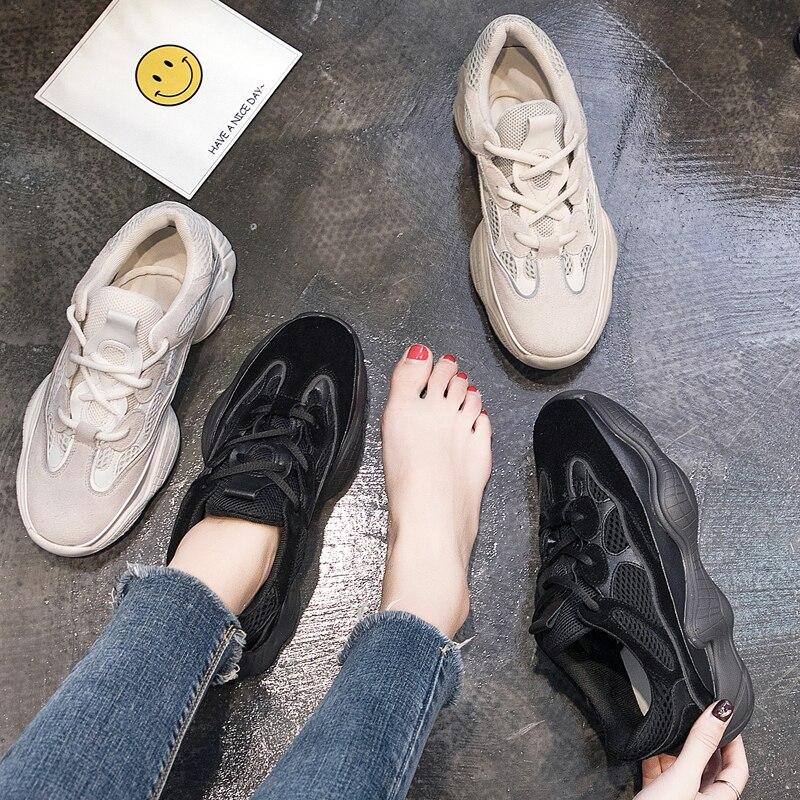 Respirant Appartements Mode À Chaussures Picture as Semelles Basquettes Femmes Décontractées As Femme Filet Picture Panier D'été Compensées Femelle SMVGqUzLjp
