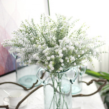 Northyle Snow Spray Baby's Breath Simulation Spend Christmas Flowers Home Furnishing Decoration The Wedding Arrangement цена