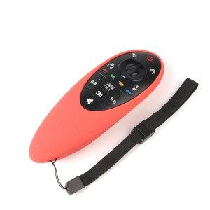 Image 3 - Силиконовый защитный чехол накладка для Lg An Mr500G смарт пульт дистанционного управления телевизором