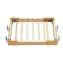 цена Merceria Organizacion Tendedero Ropa Plegable Room Estanteria De Almacenamiento Estante Shelf Adjustable Closet Organizer Basket онлайн в 2017 году