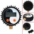 1pc 0-200PSI Digitale Manometro di Pressione del Gas di Potenza Della Batteria Tester del Calibro del Tester Strumento di NP-60 G1/4 con Resistenza Alle Vibrazioni