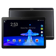 Free shipping 2019 Newest 10 inch 3G 4G Lte Tablet PC Ocat Core 4GB RAM 64GB ROM Dual SIM Card Android 8.0 IPS tablet PC 10