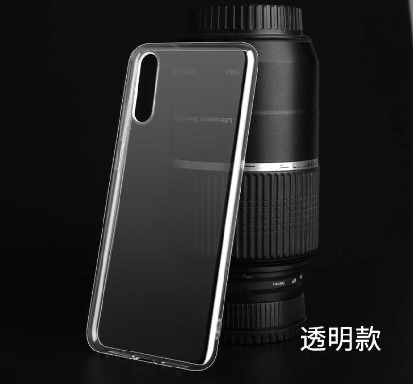Tobocloo Silicone Case For Huawei P20 P30 Pro P9 P8 2017 P10 lite Honor 6C 6X 8 9 6A 7X Transparent Back Cover Soft TPU Cases