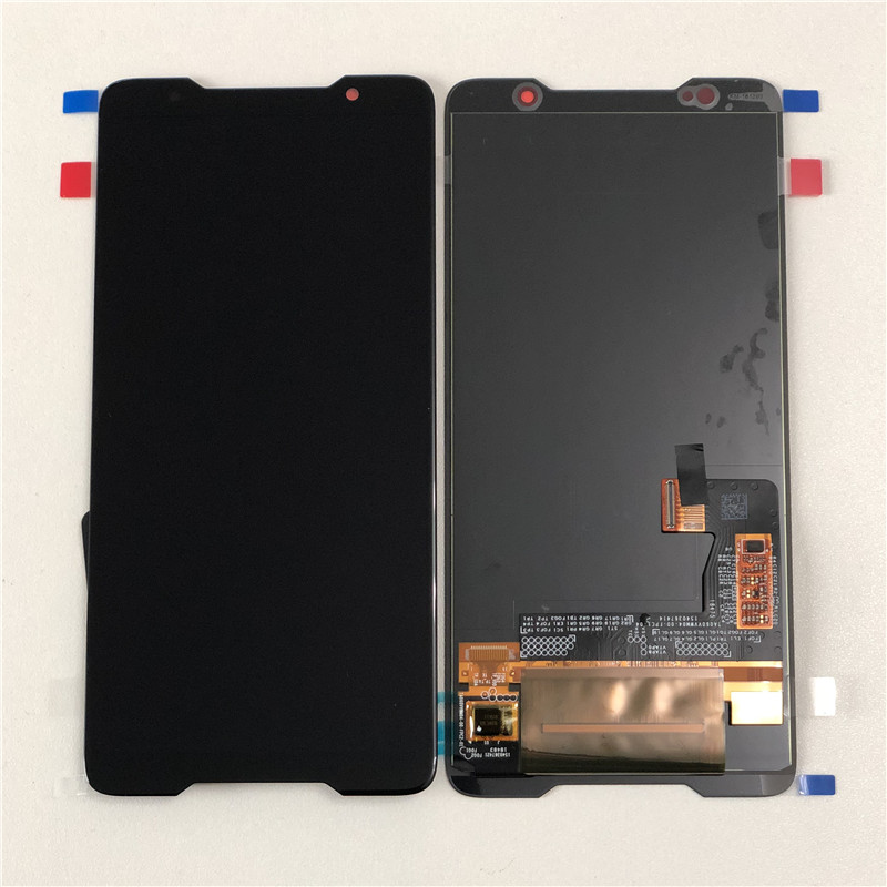 For 6.0 Asus ROG Phone ZS600KL Axisinternational LCD Screen Display+Touch Panel Digitizer For Asus ZS600KL Assembly DisplayFor 6.0 Asus ROG Phone ZS600KL Axisinternational LCD Screen Display+Touch Panel Digitizer For Asus ZS600KL Assembly Display