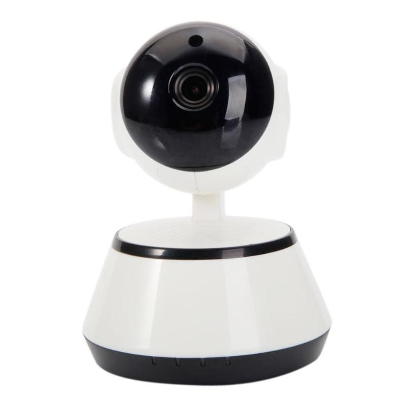 720p Home Security CMOS 1MP 3.6mm Lens IR-CUT 6-LED Night Vision Gimbal Indoor Wireless IP Camera WiFi 2 Way Audio Baby Monitor720p Home Security CMOS 1MP 3.6mm Lens IR-CUT 6-LED Night Vision Gimbal Indoor Wireless IP Camera WiFi 2 Way Audio Baby Monitor