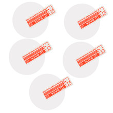 5Pack Sport Smart Watch 35mm Round Diameter 9H Tempered Glass Screen Protector Protective Film(China)