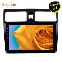 Seicane GPS Navigation For 2005 2006 2007 2008 2009 2010 Suzuki Swift 10.1 Android 8.1 Head Unit Car Radio support Rear camera