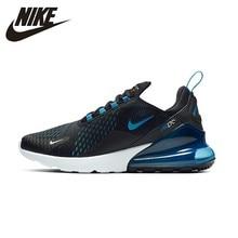 Оригинальный Nike Air Max 270 мужские беговые кроссовки, воздух подушка дышащий анти-скольжение спортивные кроссовки # AH8050
