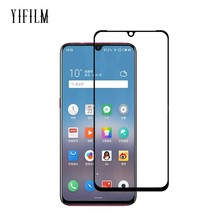 0.3MM 2.5D Full Screen 9H Tempered Glass Screen Protector for Meizu Note 9 Note9 Mobile Phone LCD Anti-Scratch Protection Film