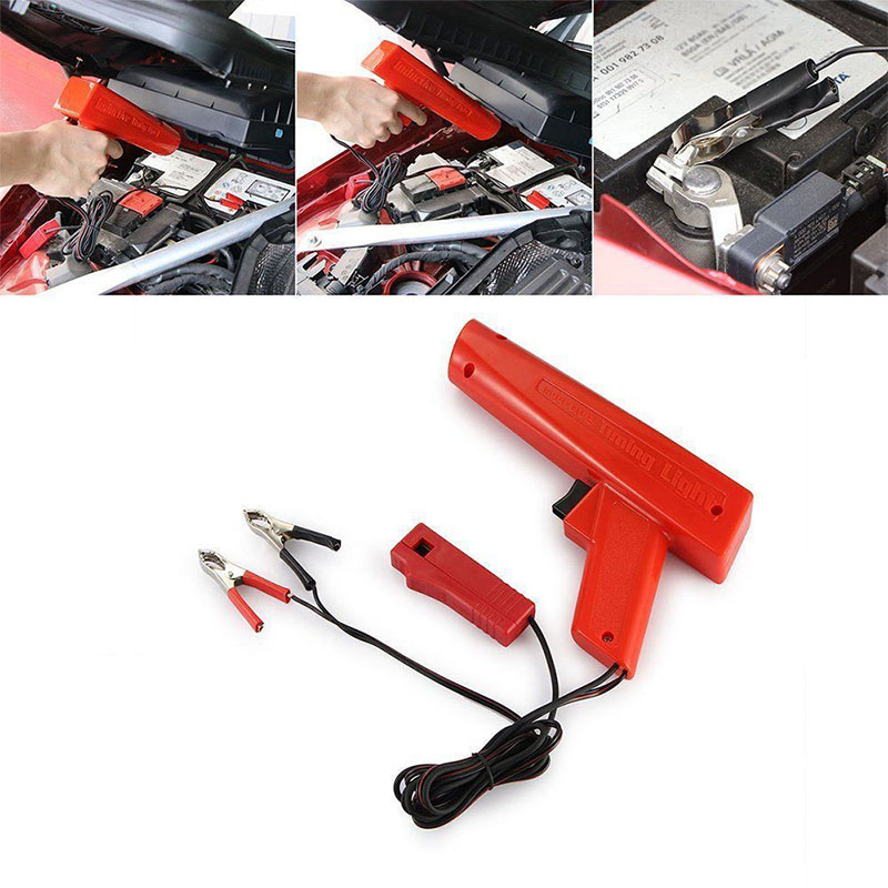 Light Diagnostic-Tool Car Ignition Test Engine Timing Tester Machine Light Hand Tools Repair Cylinder Detector Car Repair Tool