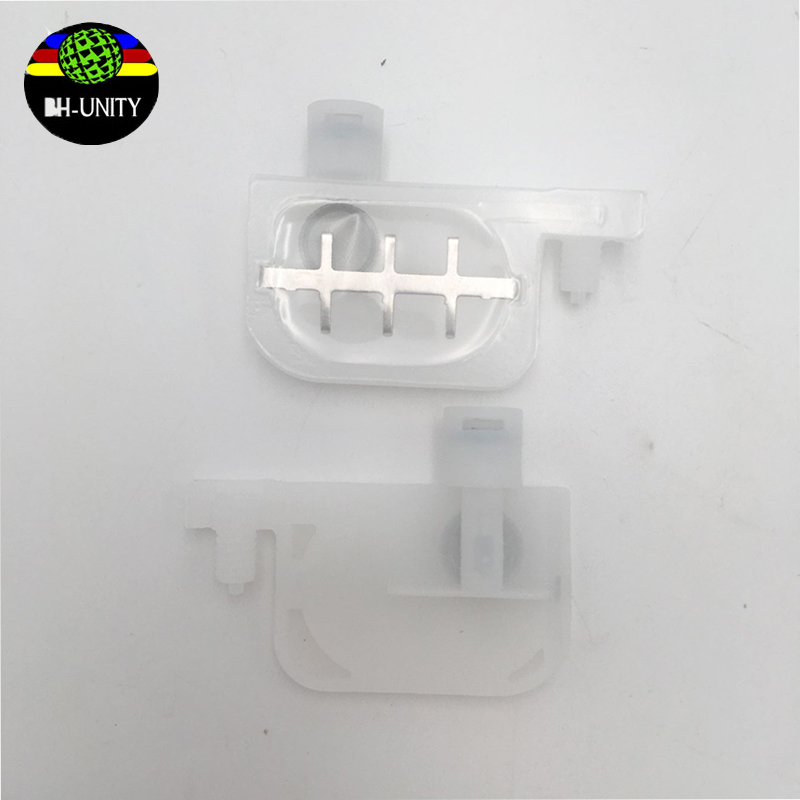 5pcslot  head small ink Damper head for E pson R1800 1900 1390 DX4 printers eco solvent dumper for Roland Mutoh Mimaki