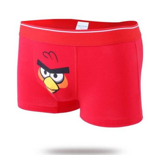 Nuevo diseñador de boxeador de los hombres pantalones cortos de los hombres  de dibujos animados Sexy 4736e140f5ee