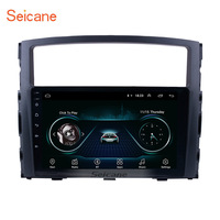 Seicane Android 8.1 9 Inch 2Din Car Radio GPS For Mitsubishi PAJERO V97/V93 2006 2007 2008 2009 2010 2011 2012 2013 Head Unit