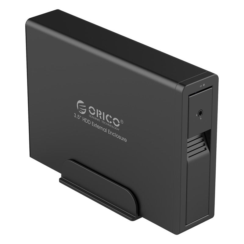 Orico 7618Us3-V1 3.5 Inch Usb3.0 Hdd Case Sata To Usb 3.0 Ssd Docking Station Storage Box High Speed External Hard Enclosure S