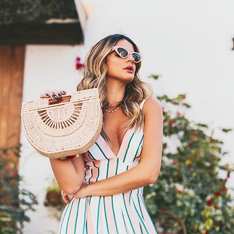 2019 Women Summer High Waist Dress Sexy Elegant Chiffon Dress V Neck Beach Maxi Long Dress in Dresses from Women 39 s Clothing