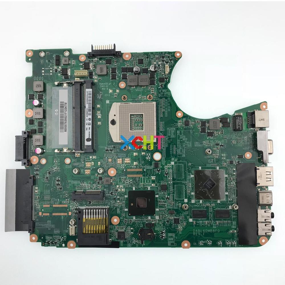 A000076390 DABL6DMB8F0 for Toshiba Satellite L650 L655 Laptop PC Notebook Motherboard MainboardA000076390 DABL6DMB8F0 for Toshiba Satellite L650 L655 Laptop PC Notebook Motherboard Mainboard