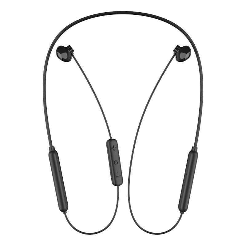 Bezprzewodowe słuchawki sportowe słuchawki Bluetooth Stereo słuchawki douszne Bluetooth biuro słuchawki zestaw słuchawkowy z mikrofonem do telefonu