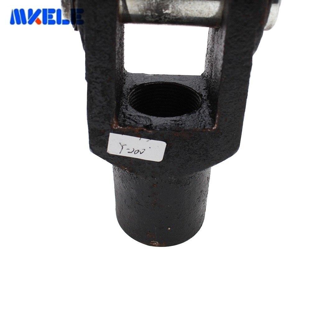Joint pneumatique Y de chape de Piston de tige de cylindre de fil de Y-200 pour le matériel mécanique de cylindre d'alésage de 16mm - 6