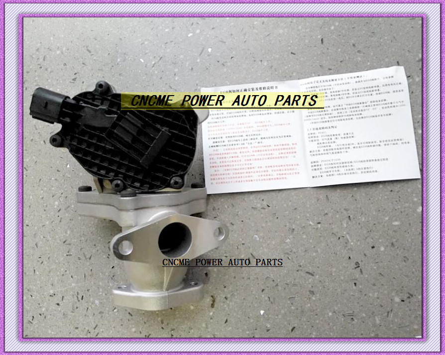 EGR Valve 1207100 ED01A 1207100A ED01A 1207100ED01A 1207100AED01A For Great Wall V200 HAVAL HOVER H5 WINGLE 5 EURO STEED 5 4D20