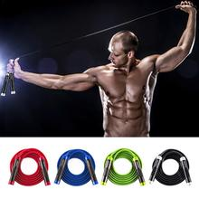 3M Jump Skipping Ropes Cable PVC Handle Fast Speed Jump Ropes Crossfit Training Boxing Spo