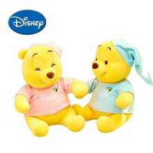Disney Winnie The Pooh Toys For Boys And Girls Doll Plush Stuffed Kids Slipping Birthday Gift