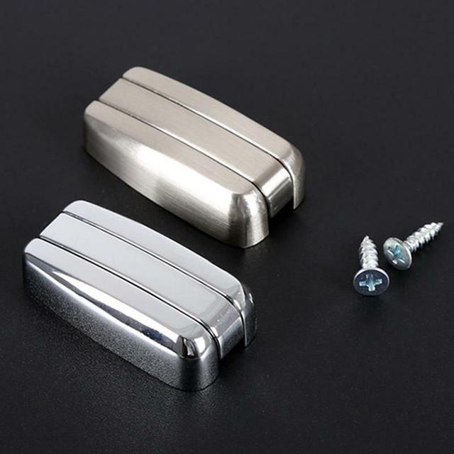 Camper Caravan Motorhome Bathroom Towel Small Hook Coat Hook Key Hook RV Accessories Hidden Alloy Silver