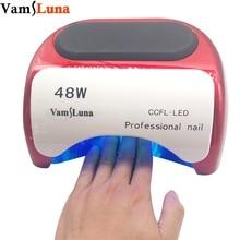 ネイルドライヤー-uv ランプマニキュア led ccfl