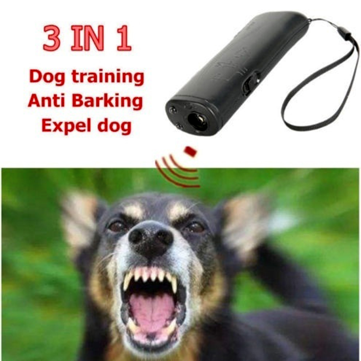 TINGHAO Training-Device Silencer Dog-Repeller Deterrent Pet-Dog-Stop Anti-Barking-Control