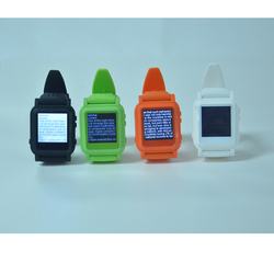 Free shipping mp4 clock for stundent with txt ebook 10lines of text  very good txt clocks with emergency