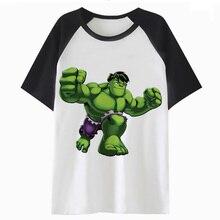 Hulk camiseta hombres streetwear cadera para hombre harajuku ropa camiseta  hop camiseta divertida H1267 993ee1b6747