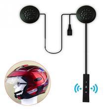 4,1+ EDR Bluetooth наушники анти-помехи для мотоциклетного шлема езда Hands Free наушники