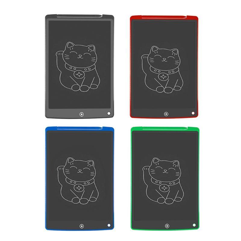 12 pouces LCD écriture tablette conseil enfants enfant enfants Graffiti Pad graphique conseil éducatif peinture planches à dessin