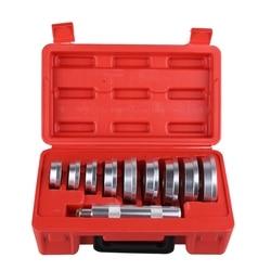 Oversea 10pcs Aluminum Wheel Bearing Tool Puller Extractor Tool Set Wheel Hubs Removal Wheel Hub HH New