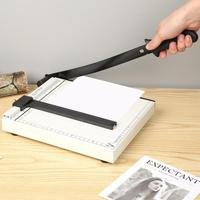 Professional B5 Paper Card Trimmer Guillotine DIY Scrapbook Photo Cutter Office Paper Cutter Cutting Portable Paper Trimmer