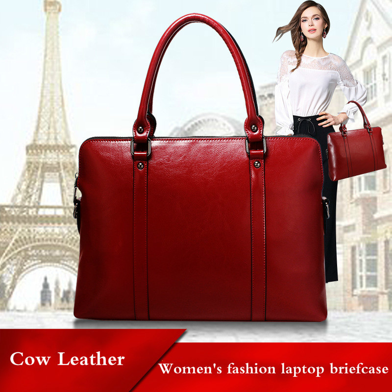 2019 Fashionable Cowhide Handbag For Women Luxury Shoulder Crossbody Bags Designer Women s Office Messenger Bag