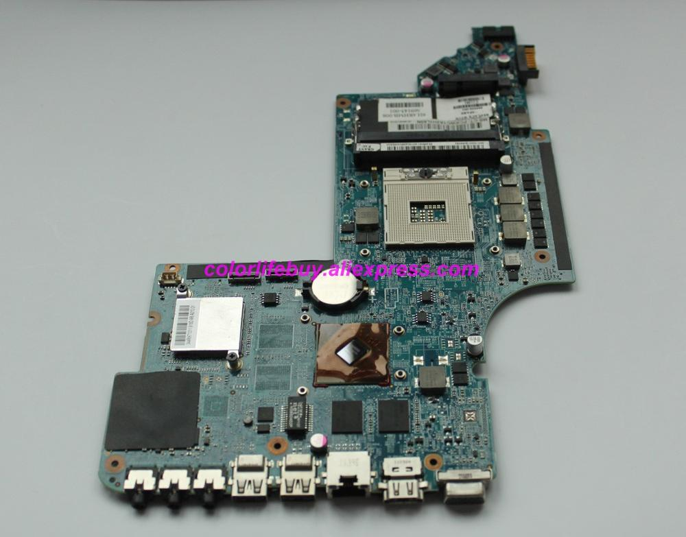 Image 5 - Genuine 665346 001 HM65 w HD6490/1G Graphics Laptop Motherboard Mainboard for HP Pavilion DV6 DV6 6000 Series NoteBook PC-in Laptop Motherboard from Computer & Office