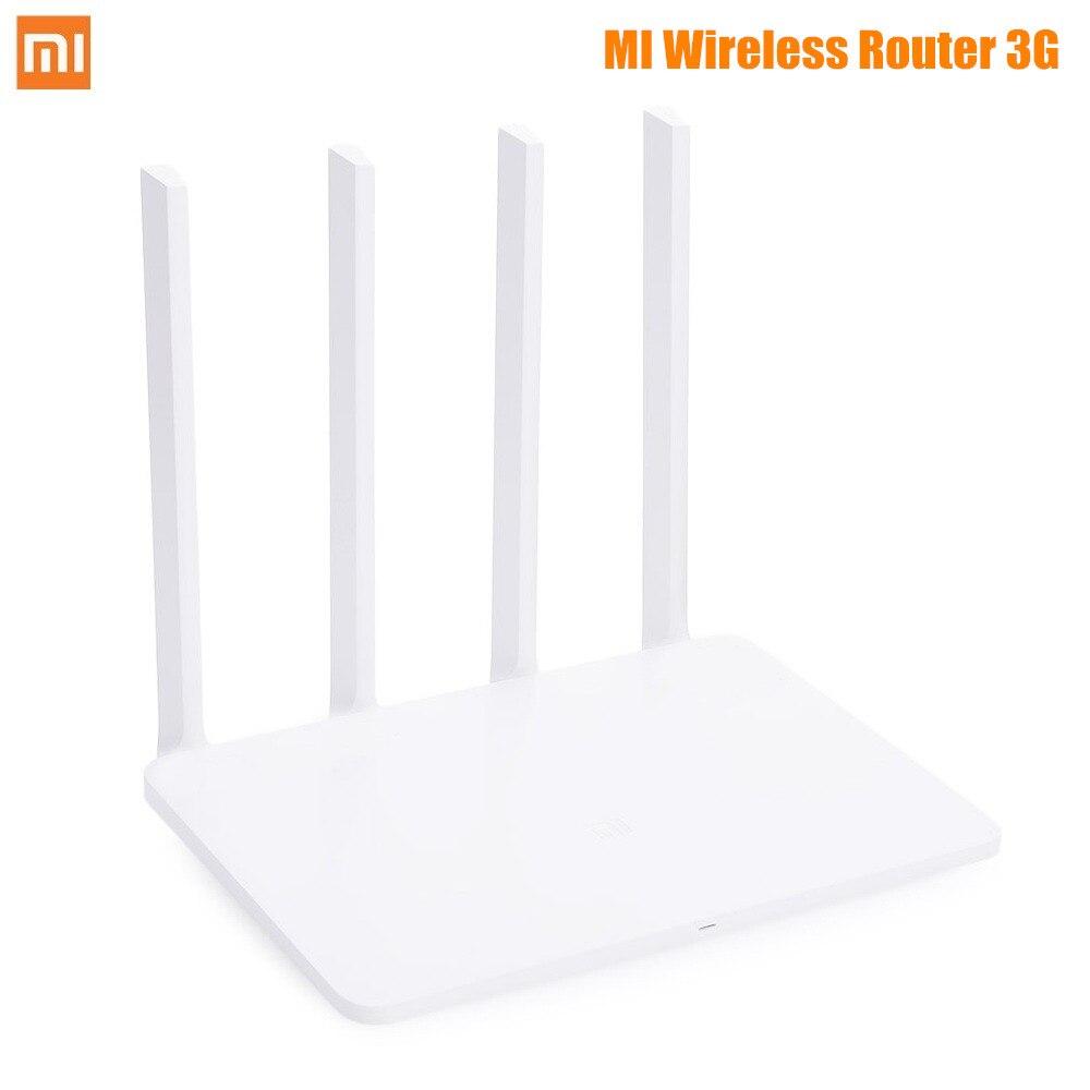 Original Xiaomi Mi WiFi Router 3G 1167Mbps Wireless Network Device RJ45 USB 3.0