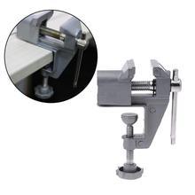 Универсальный 30mmiMini скамейка тиски алюминиевый сплав Настольный винт тиски скамья зажим винт тиски для рукоделия прессформы фиксированный инструмент для ремонта Электрический
