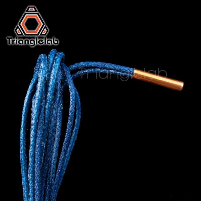 1PCS trianglelab ATC Semitec 104GT-2 104NT-4-R025H42G Thermistor Cartridge  for E3D V6 Volcano Sensor Cartridges Heater Block