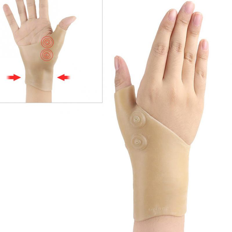 1pc Of Glove Finger Wrist Fixing Gloves Flexible Durable Help To Relieve Arthritis/ Carpal Tunnel Syndrome And Spasms #20