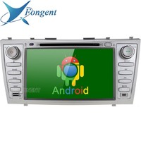 for Toyota Aurion Camry 2007 2008 209 2010 2011 Vehicle Radio GPS Navigation Audio Android Unit Car DVD Stereo Multimedia Player
