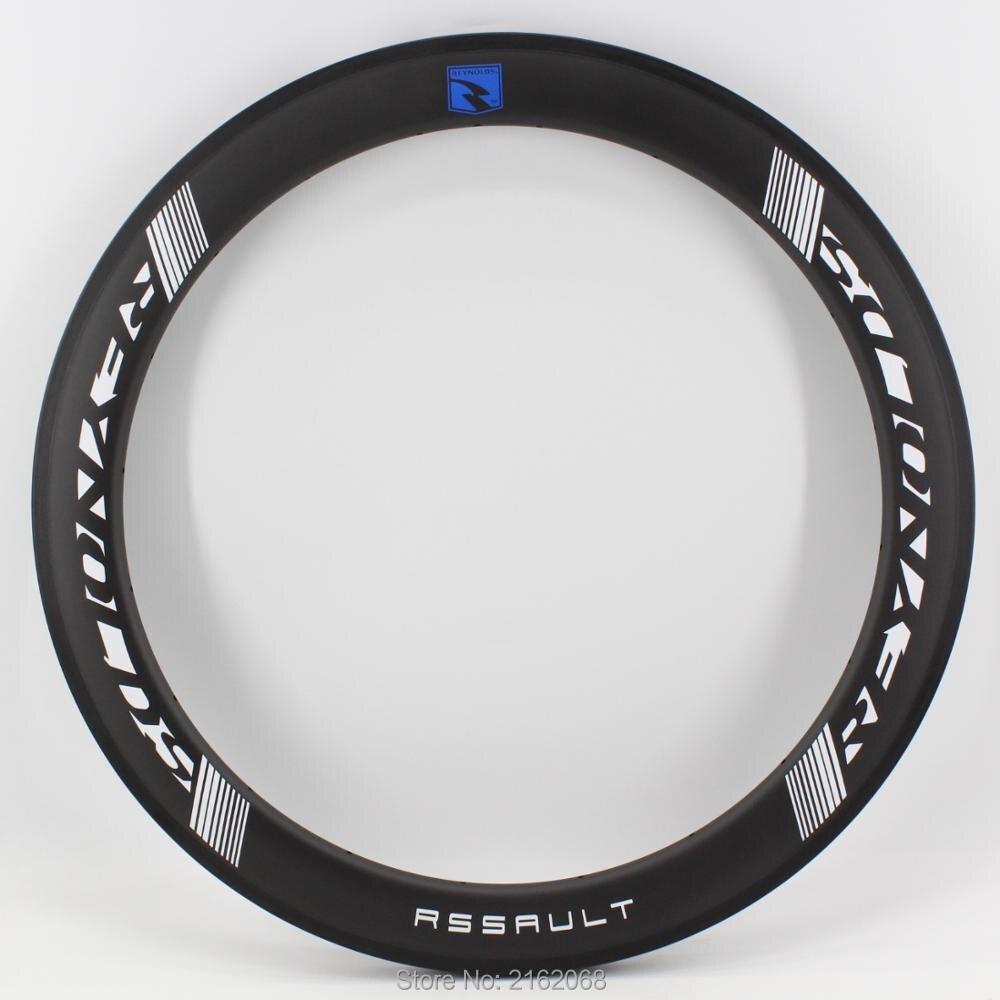 新ブルー 700C 38 50 60 ミリメートルロードバイクマット ud フルカーボンファイバー自転車管状クリンチャーチューブレスリムカーボンホイール送料無料 -