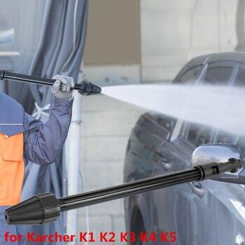 104b9074c6dc4 160bar/2300psi Araba Yıkama Jet Lotus Memesi Karcher K1 K2 K3 K4 K5 Yüksek  Basınçlı Yıkama Taşınabilir Yıkama makinesi
